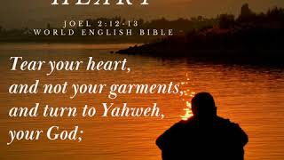 Tear Your Heart - Joel 2:12-13 Lyric Video - Lord Sycamore (Song, 2020)