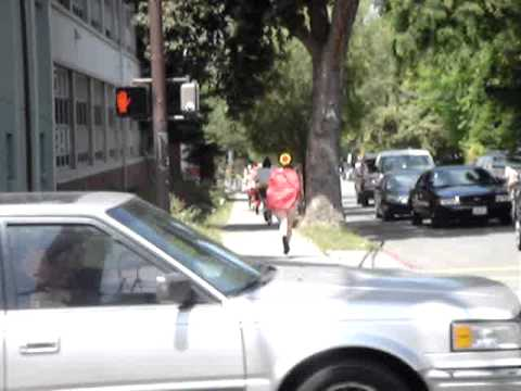 Berkeley High Senior Streak 2006