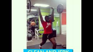 OLYMPIC LIFTS THAT INCREASE VOLLEYBALL POWER