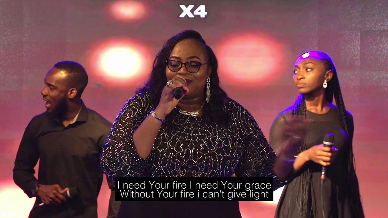 LET YOUR FIRE BURN - Pastor Ifeoma Eze [@pstifeomaeze]