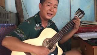 [Hướng dẫn] Hồng Ngự mang tên em - Guitar solo - phần 2