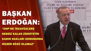Başkan Erdoğan'dan CHP'deki Taciz Skandalına Sert Tepki