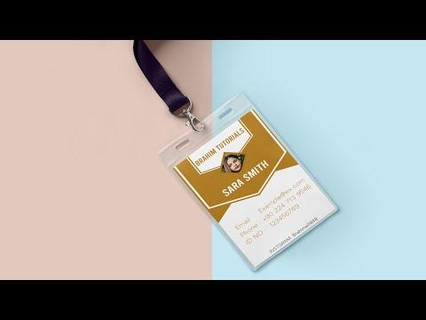 Creat Modern ID Card
