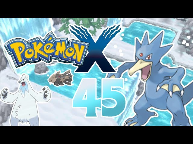 Let's Play Pokemon X Part 45: Die Frosthöhle Reisenvideo
