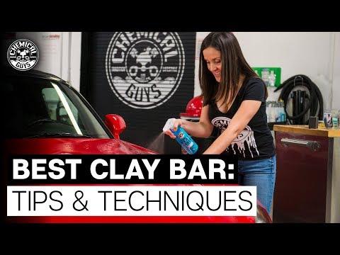 Best Clay Bar Paint Decontamination Techniques! - Jen's Honda S2000 - Chemical Guys
