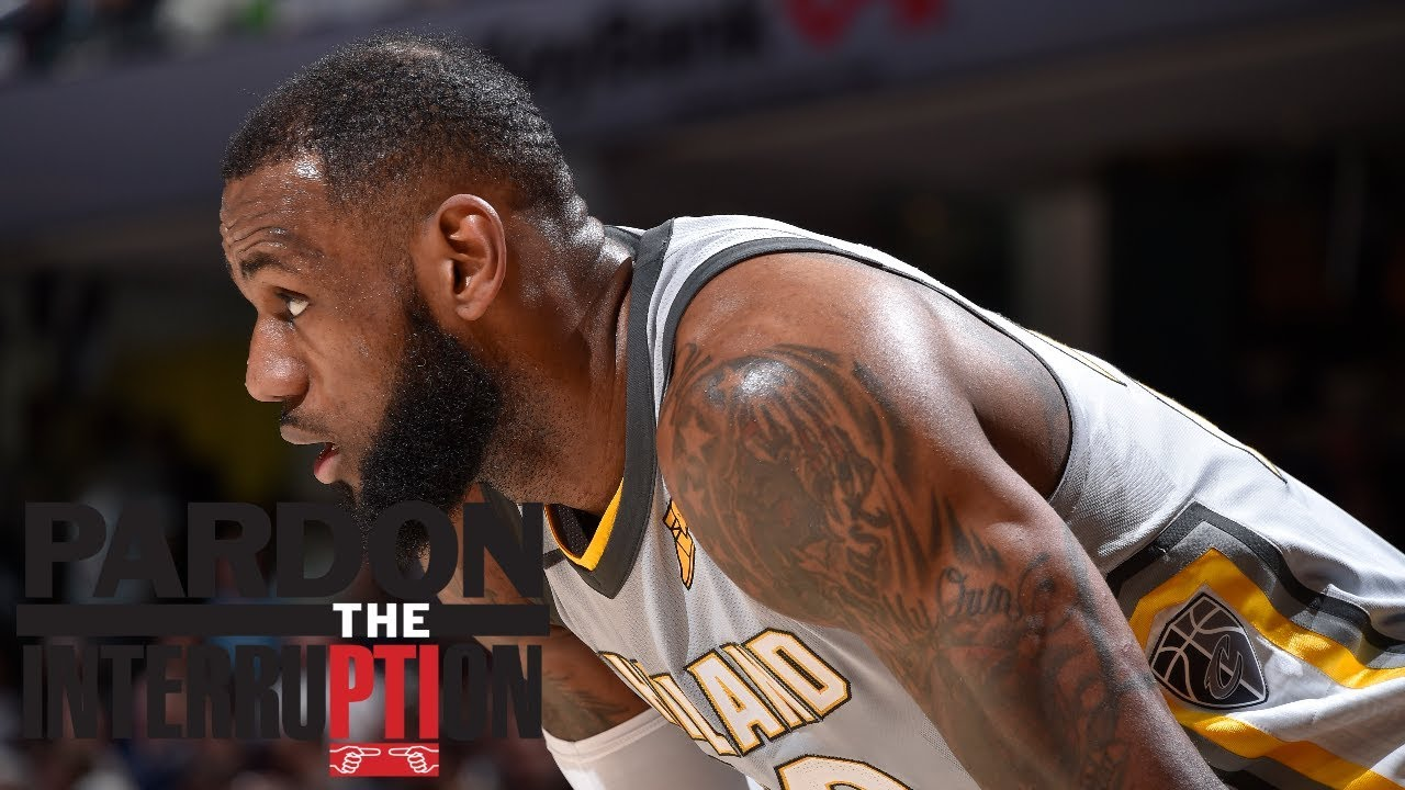 New Cavs good enough to reach finals? 'I don't really think so' | Pardon the Interruption | ESPN