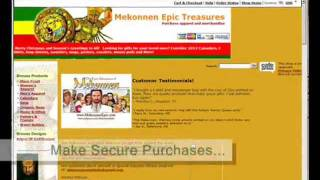 Mekonnen Epic Treasures (Kber)--2 mins