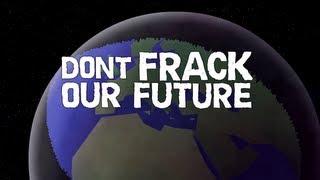 anti fracking lushUK 2013