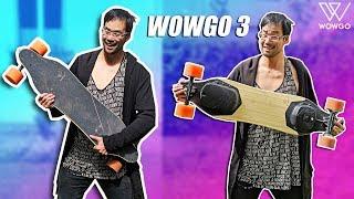 LA WOWGO 3, MON SKATE ÉLECTRIQUE PRÉFÉRÉ !! vs WOWGO 2S