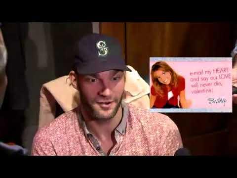 Robin Lopez Has Britney Spears