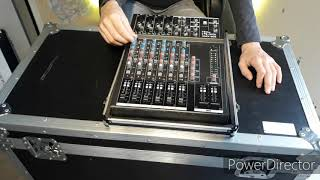 Présentation the t.mix xmix 802 usb
