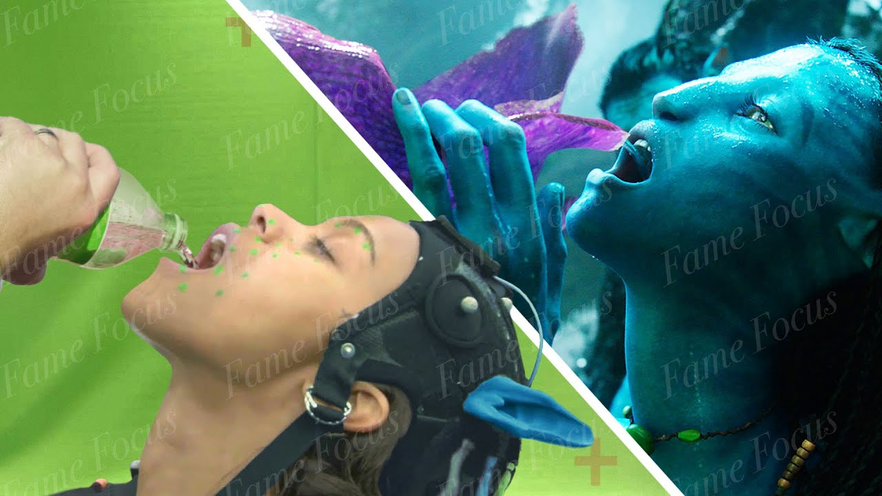 Download Amazing Before & After Hollywood VFX - Avatar