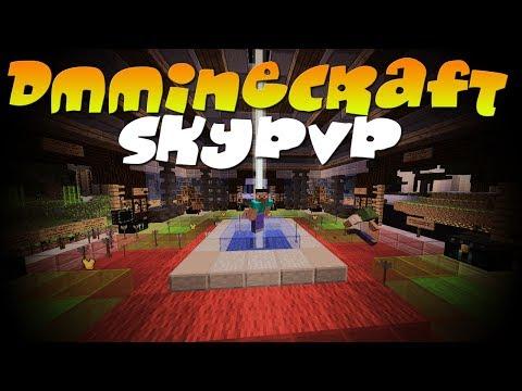 DMMinecraft SkyPVP - EPIC FAIL [Serbian]