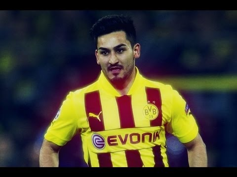 Ilkay Gündogan ► Bomb Of  Borussia Dortmund | HD