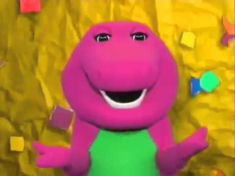 Barney Friends Good Clean Fun Ending Credits Youtube