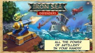 Iron Sea Defenders TD by 8Floor ( Ipad ) Gameplay