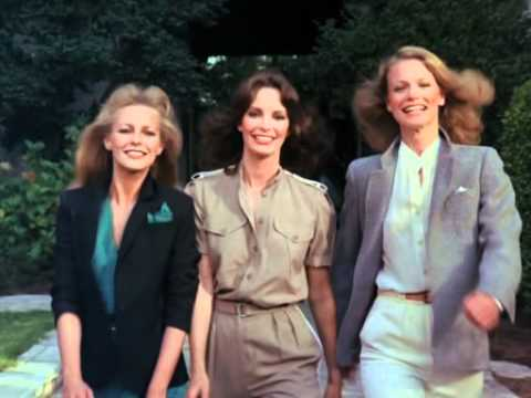 Charlie's Angels Season 4 Intro