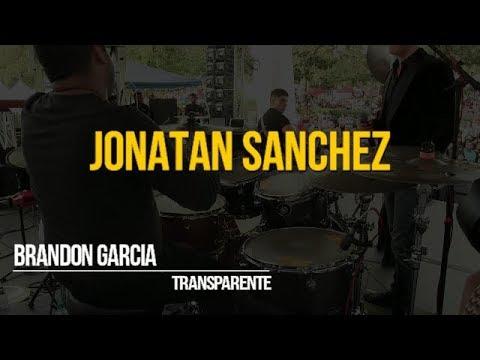 Jonatan Sanchez  Transparente Brandon Garcia Drum