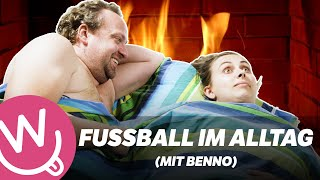 Fußball in Alltagssituationen