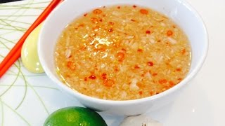 The Best Nuoc Mam Vietnamese Dipping Sauce (nước Mắm Pha) - Cathy Ha Vietnamese Home Cooking
