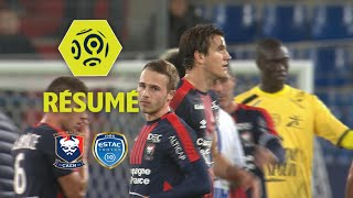 Video Gol Pertandingan FC Lorient Bretagne Sud vs Caen