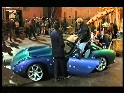 Old Top Gear Swordfish TVR Tuscan feature - YouTube