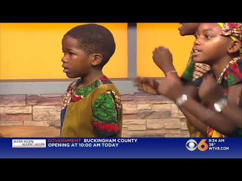 Sweet Sounds of the African Children's Choir