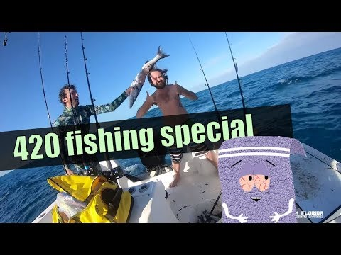 420 Weekend Special. Fishing The Florida Keys | Catch And Cook