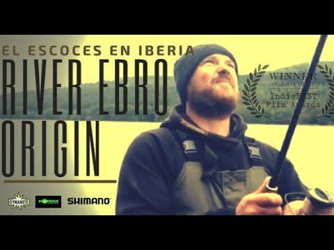 EL ESCOCES EN IBERIA  El Ebro en origen (Carpfishing NORTH EBRO - Subtitles English