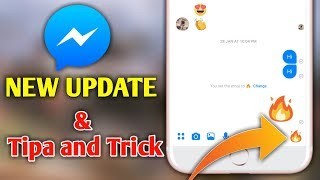 facebook messenger new update 2019 !! new tips and tricks in hindi