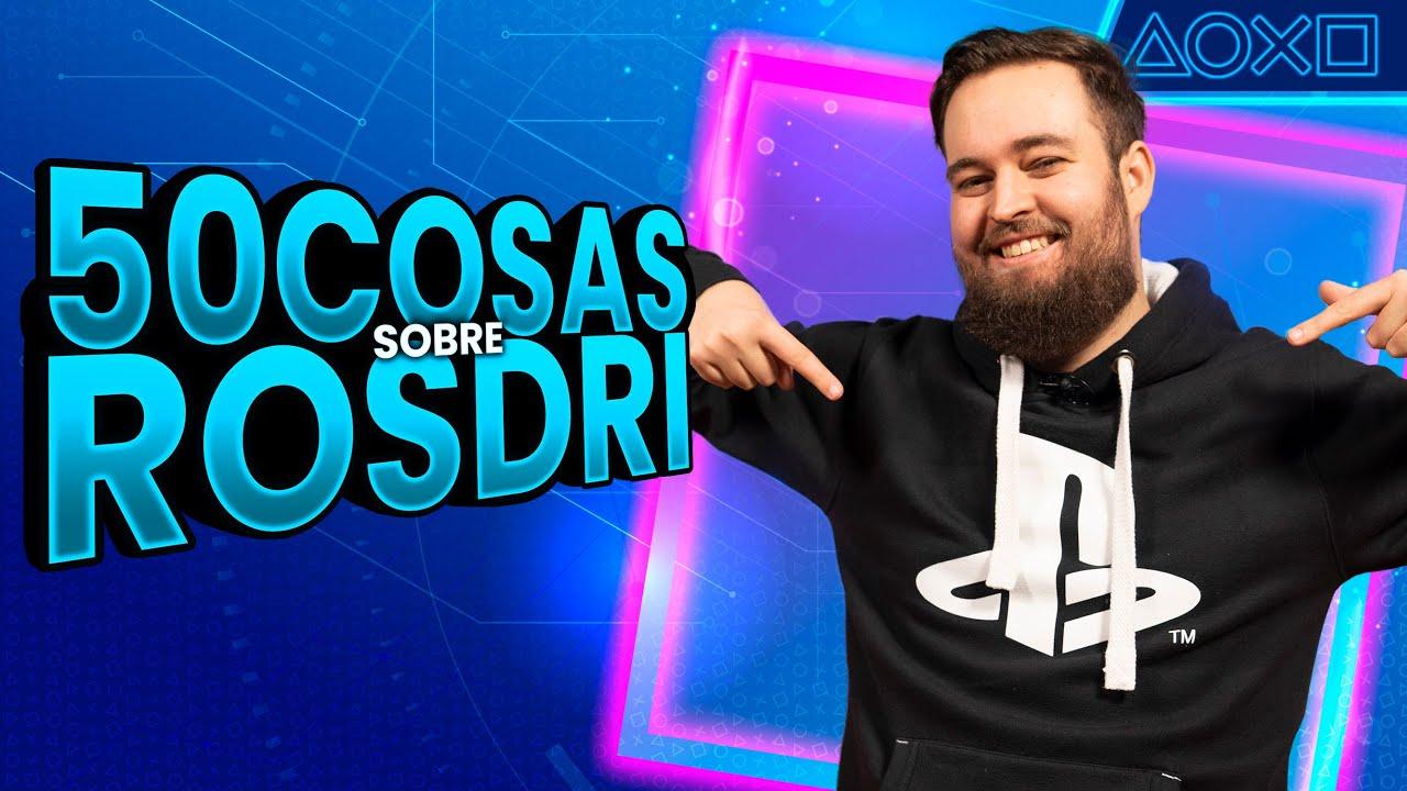 ¿Nathan Drake o Lara Croft? 50 COSAS sobre ROSDRI | PlayStation España
