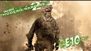 Call Of Duty ModernWarfare 2 E10 ( Invasion M4A1 )