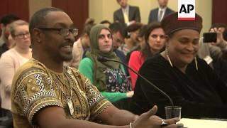 Muhammad Ali Jr. Tells Lawmakers About Detention