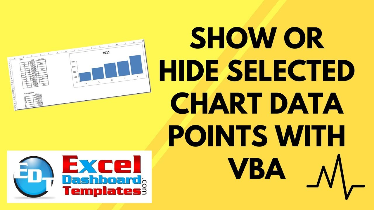 Show or hide selected chart data points in excel with vba youtube show or hide selected chart data points in excel with vba ccuart Gallery