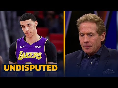 Skip and Shannon react to Lonzo Ball's new jump shot | UNDISPUTED