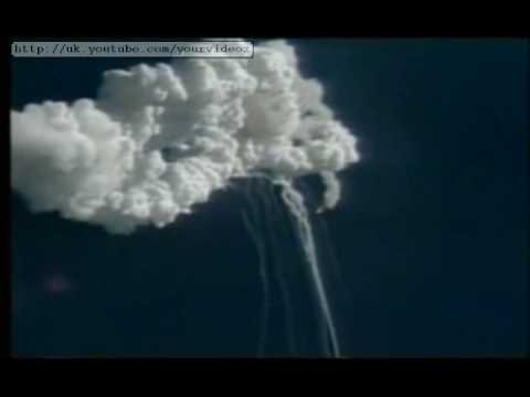 Complete NASA challenger explosion video YouTube