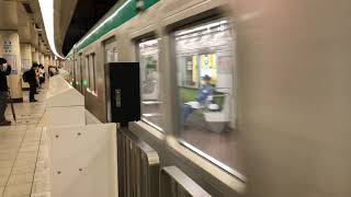 京都市営地下鉄1116f試運転京都発車