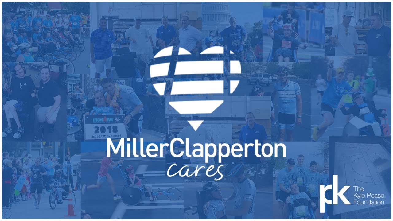 MillerClapperton Cares & The Kyle Pease Foundation