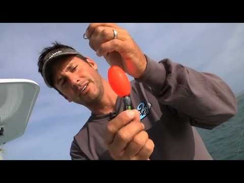 Kite Fishing instructional video by Peter Miller on Bass 2 Billfish TV