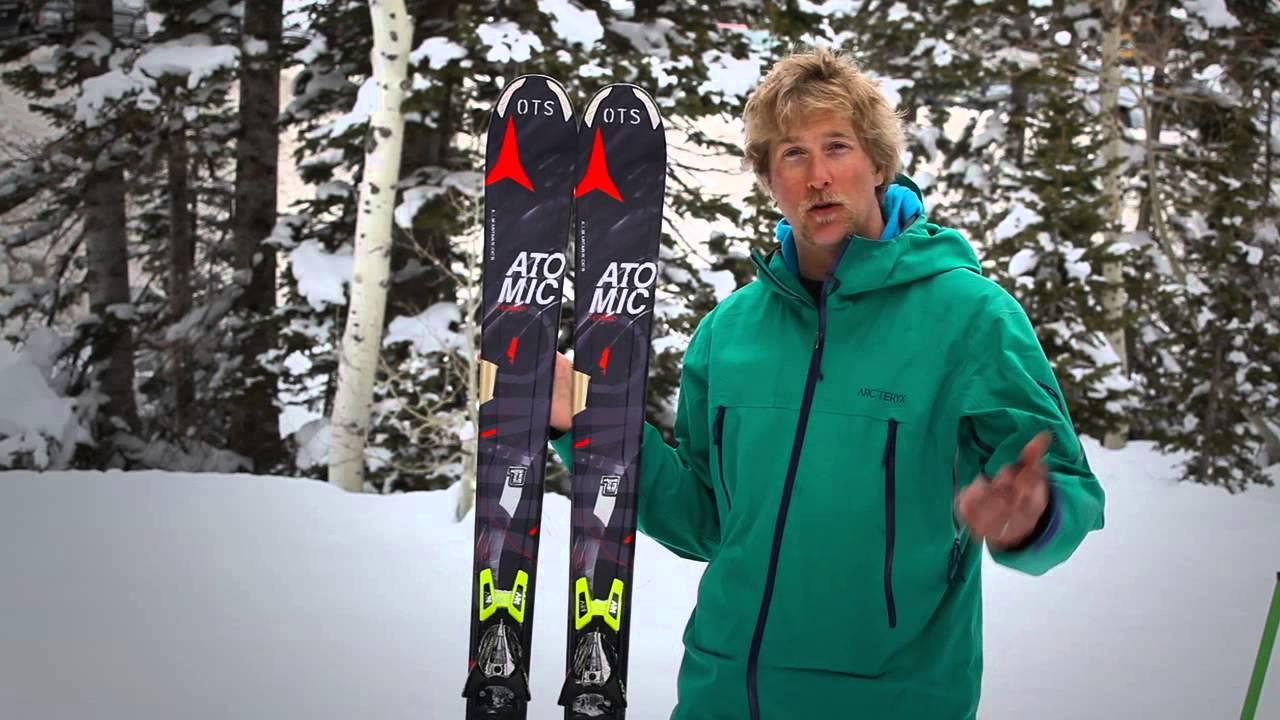 2014 Atomic Crimson TI Ski Preview - OnTheSnow