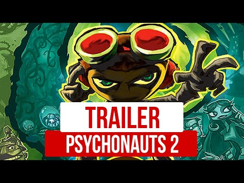 Psychonauts 2 | The Game Awards Trailer