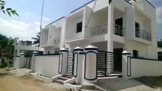 Super Duplex house for sale at walajapet,ranipet,vellore.