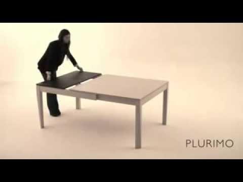 שולחן פטנט Plurimo