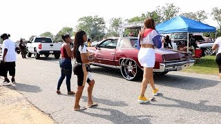 WhipAddict: Stuntfest 2K19 Car Show Concert, Custom Cars, Big Rims: Part 1
