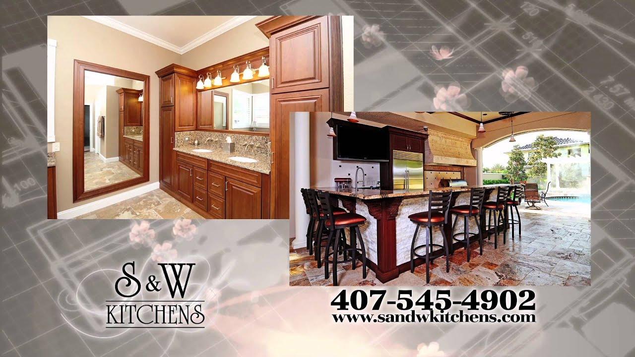 s w kitchens orlando youtube