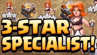 Clash of Clans ♦ Three Star Clan War SPECIALIST? ♦ CoC ♦