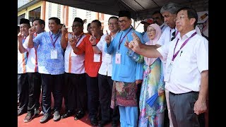 LGE hopes for healthy competition in PD by-election