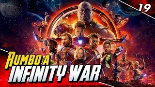 Infinity war pelicula completa en español youtube