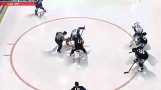 NHL 09 PC Gameplay (NY Rangers Season Year 1)