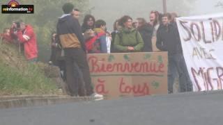 Disséminer les migrants: les exemples de la Chapelle sur Vire et de Saint Germain sur Ay